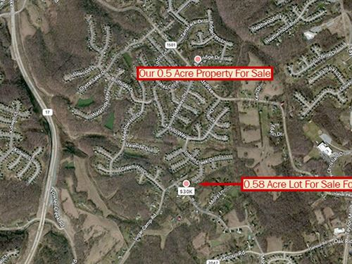Beautiful Lot In Vibrant Community : Covington : Kenton County : Kentucky