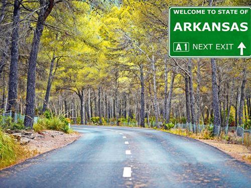 .13 Acres In Cherokee Village, AR : Cherokee Village : Fulton County : Arkansas