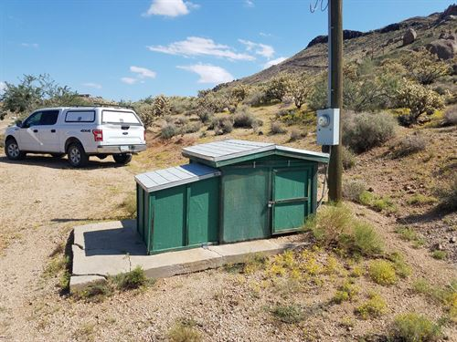 Acreage, Kingman AZ Power Shared : Kingman : Mohave County : Arizona