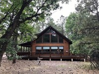 Chama NM Brazos Estates Log Homes : Chama : Rio Arriba County : New Mexico