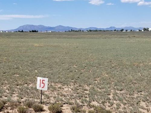 Moriarty NM 2 Ac Residential Lot : Moriarty : Torrance County : New Mexico