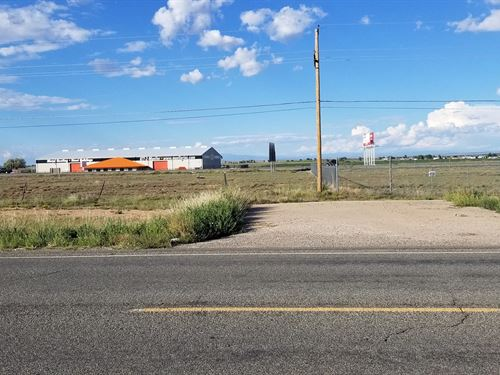 Central NM Commercial Land Moriarty : Moriarty : Torrance County : New Mexico