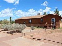 Beautiful Home Five Acres Tularosa : Tularosa : Otero County : New Mexico