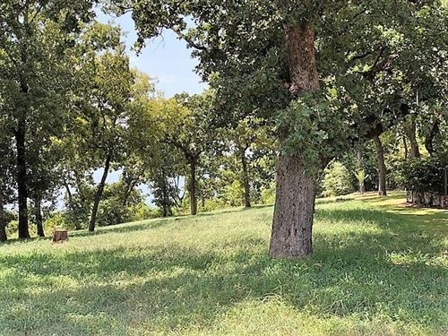 Estate Waterview Lot Lake Palestine : Bullard : Cherokee County : Texas