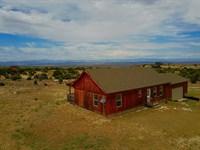Utah Cabin 2.5 Acres Expansive : Duchesne : Duchesne County : Utah