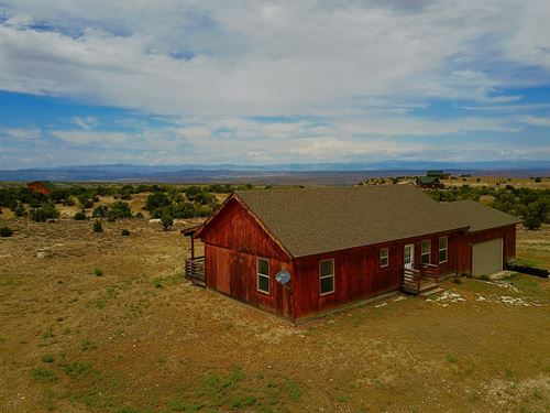 Utah Cabin 2.5 Acres Expansive : Duchesne : Utah