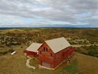 Large Home Acreage Mountain Views : Duchesne : Duchesne County : Utah