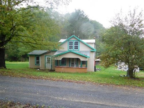 Farm House 6.10 Acres in Baker, WV : Baker : Hardy County : West Virginia