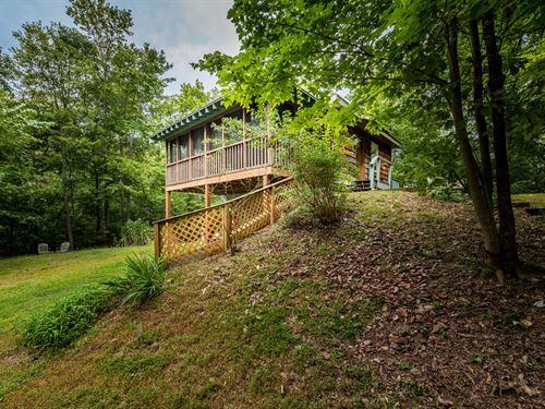 North GA Cabin Jasper GA Pickens : Talking Rock : Pickens County : Georgia
