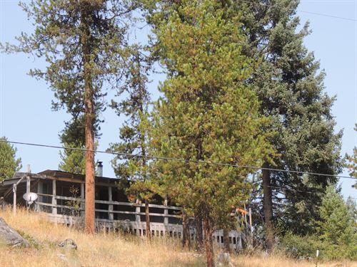 Elk City Retreat : Elk City : Idaho County : Idaho