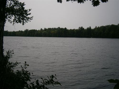 Riverfront Land In Enfield Maine : Enfield : Penobscot County : Maine