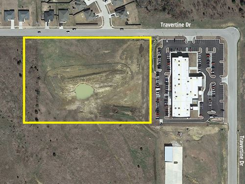 Commercial Industrial Land Ardmore : Ardmore : Carter County : Oklahoma