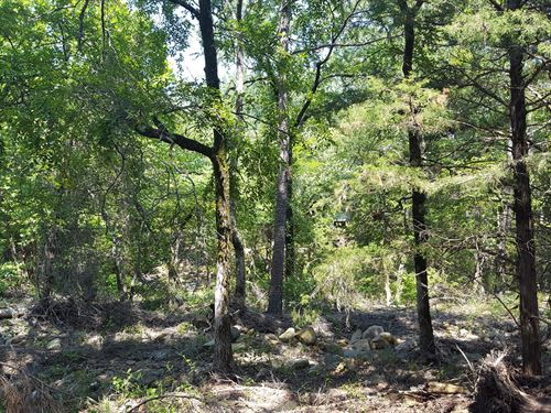 Kiamichi Wilderness Land, Southeast : Moyers : Pushmataha County : Oklahoma