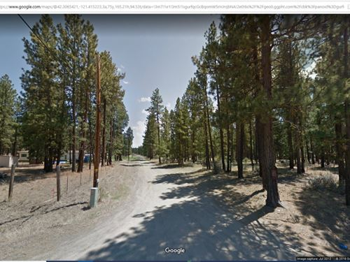 2.34 Acres In Bonanza, OR : Bonanza : Klamath County : Oregon