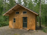 Off-Grid Camp, Dover-Foxcroft : Dover-Foxcroft : Piscataquis County : Maine