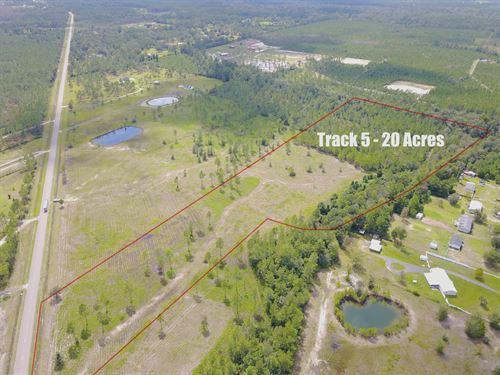 Timber Ridge, Tract 5 : Bryceville : Nassau County : Florida