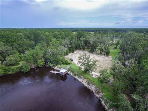 4 Acres Deep Water on The Crooked : Kingsland : Camden County : Georgia