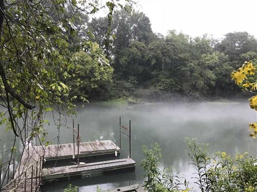 1.88 Acre Riverfront Lot on Little : Pangburn : White County : Arkansas