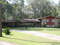 10 Acres With A Home In George Coun : Lucedale : George County : Mississippi