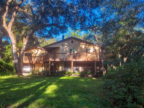 Quiet & Secluded Home Country : Branford : Gilchrist County : Florida