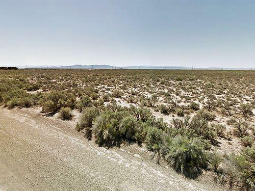 Scenic Utah Retreat : Beryl : Iron County : Utah