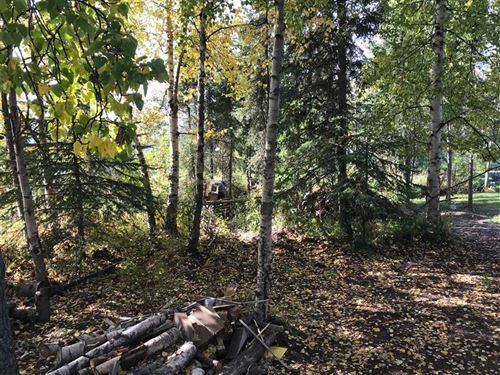 9,290 Sq, Ft, Residential Lot, Si : Anchorage : Alaska