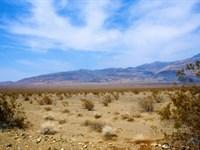 Near La County, Seasonal Stream : Hi Vista : San Bernardino County : California