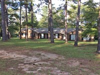 Hicks Road House : Honoraville : Crenshaw County : Alabama