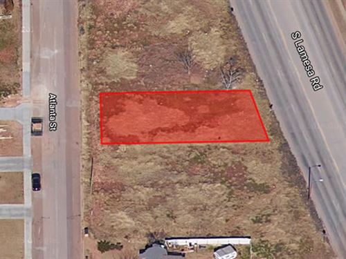 .129 Acre Lot In Midland, Texas : Midland : Texas