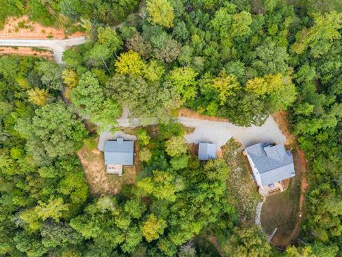 10Ac+2 Homes in Iron Station, Linc : Iron Station : Lincoln County : North Carolina