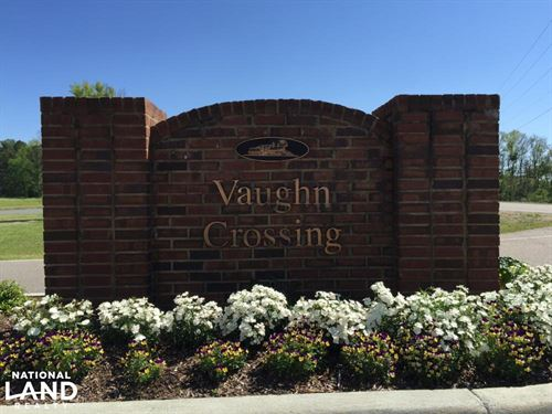 Vaughn Crossing Lot 5 : Pike Road : Montgomery County : Alabama