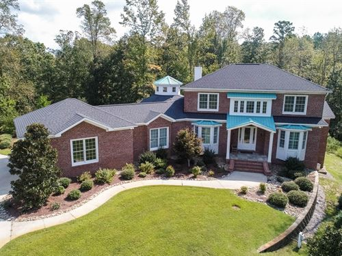 Luxury Golfcourse Home, Eastern Nc : Chocowinity : Beaufort County : North Carolina
