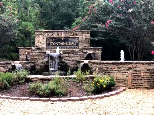 2030 Sw Fontainbleu Dr Lot 77 : Conyers : Rockdale County : Georgia