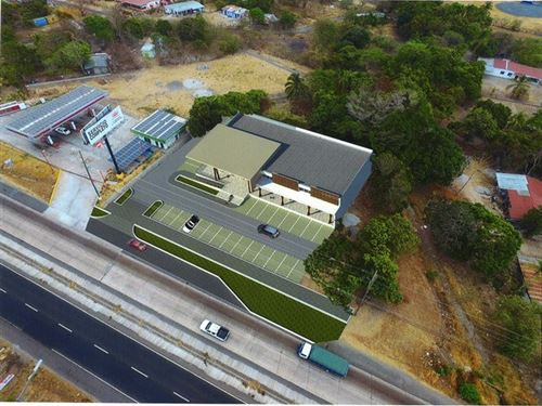 Commercial Lot House / Rent / Sale : Chame : Panama
