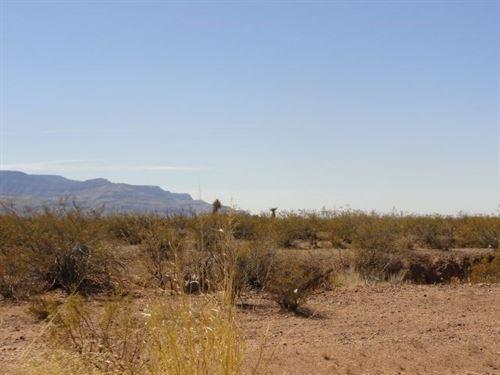 Land in LA Luz, New Mexico : La Luz : Otero County : New Mexico