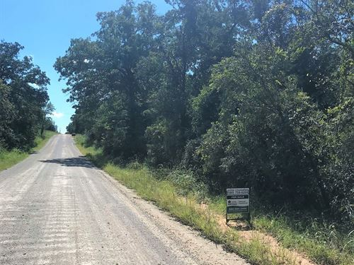 8 Acres Near Pink And Bethel Acres : Tecumseh : Pottawatomie County : Oklahoma