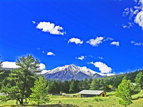 7521937, Perfect Spot To Build You : Salida : Chaffee County : Colorado