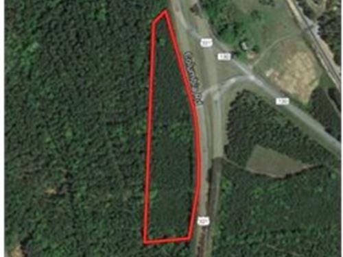 May Subdivide, Road Frontage : Blackstock : Chester County : South Carolina