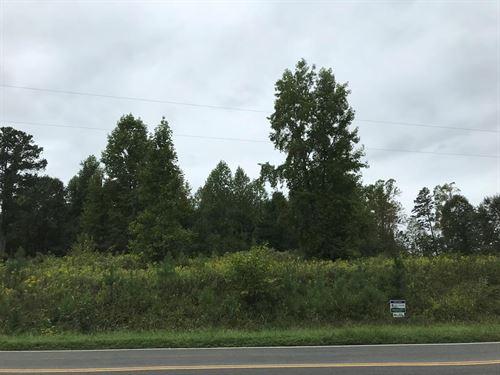 Building Lot In Oxford, NC : Oxford : Granville County : North Carolina