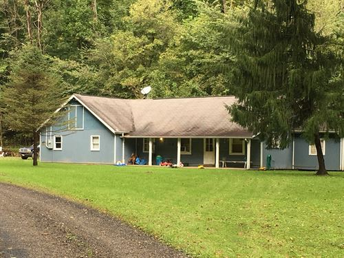 Monroe County OH Hunting Cabin : Graysville : Monroe County : Ohio