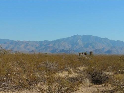 Off Grid 2.35 Acres, Mountain : Golden Valley : Mohave County : Arizona