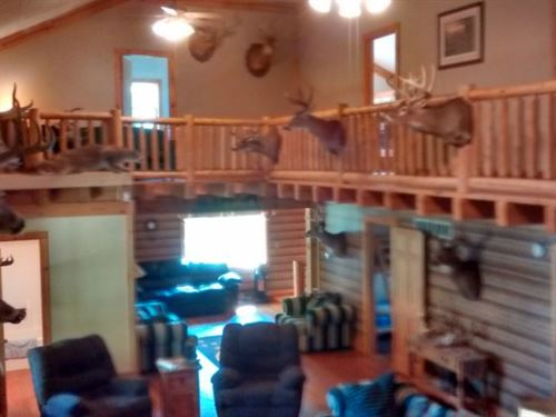 Promised Land Lodge : Belleview : Calhoun County : Illinois
