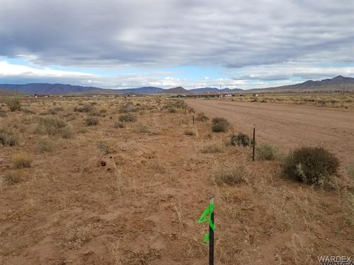 5 Acre Homesite, Priced to Sell : Kingman : Mohave County : Arizona