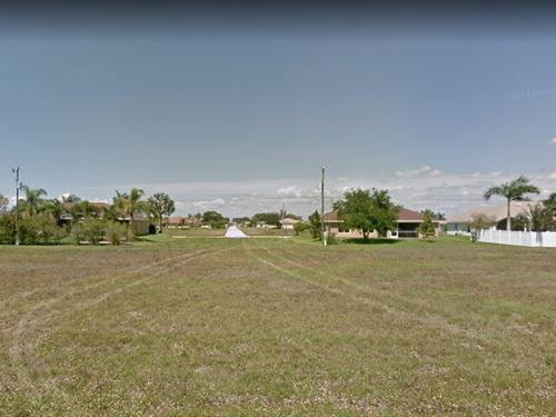 Lee County, Fl $48,500 : Cape Coral : Lee County : Florida