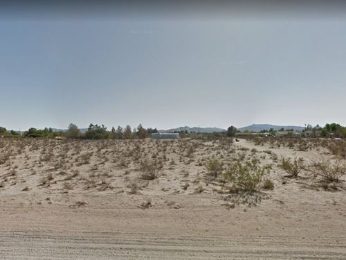 1 Acre China Lake Acres : Ridgecrest : Kern County : California