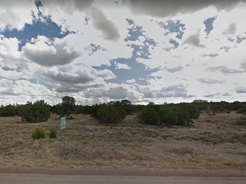 Livable 1.01 Acre Lot In Santa Fe : Edgewood : Santa Fe County : New Mexico
