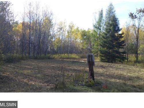 9 Acres Just Outside Town, Moose : Moose Lake : Pine County : Minnesota
