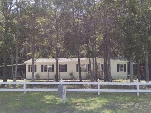 Country Home For Sale in Dothan, AL : Dothan : Houston County : Alabama