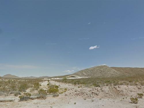 El Paso County, Tx $16,500 : El Paso : Texas