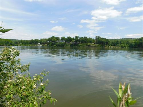 Tn Riverfront Land, Electricity : Clifton : Hardin County : Tennessee